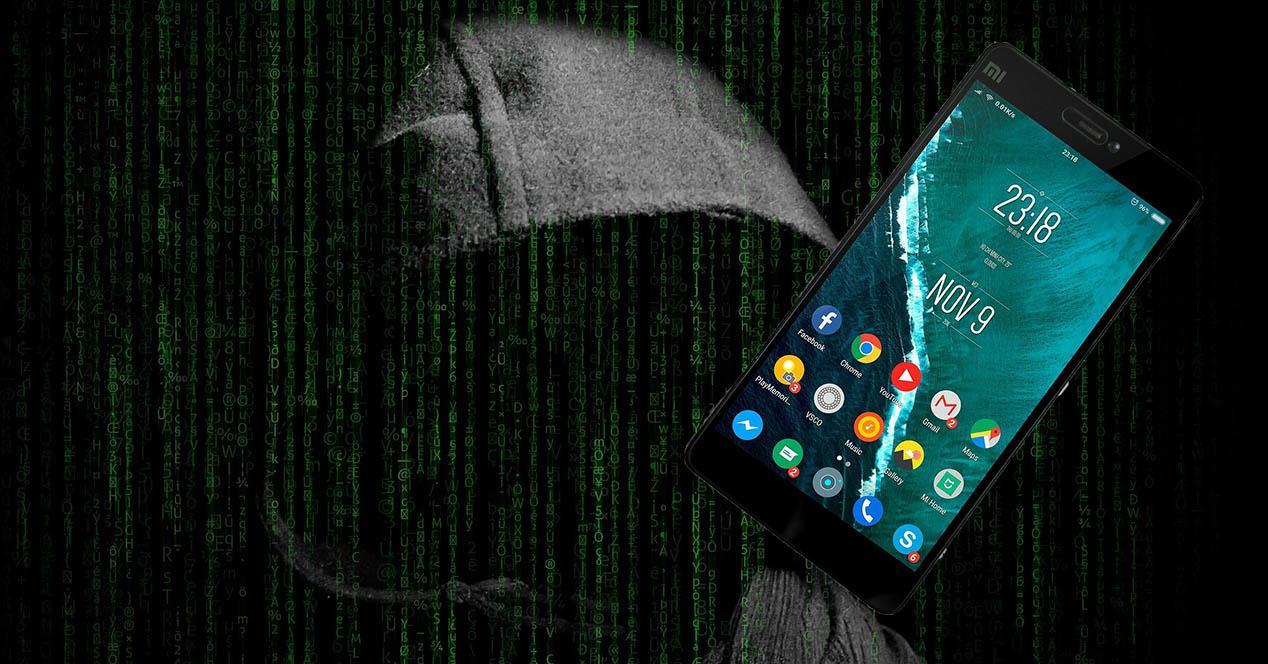Malware apps