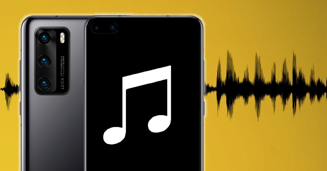 escuchar música en el móvil