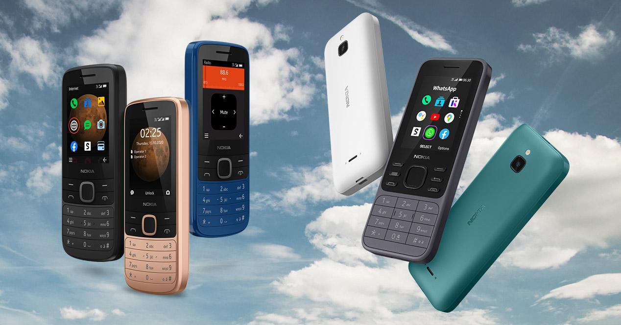 Feature Phones de Nokia
