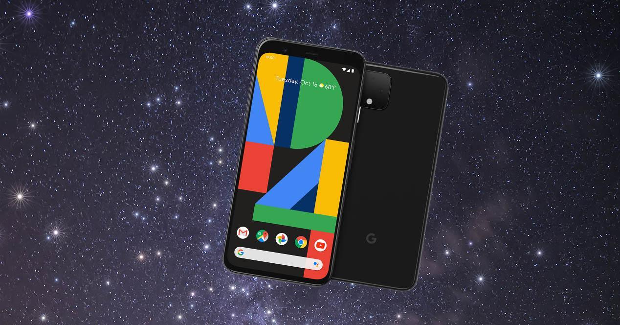 Astrofotografía Google Pixel