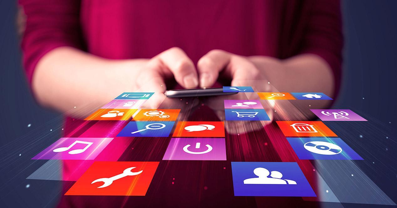 Quitar limitación apps del móvil