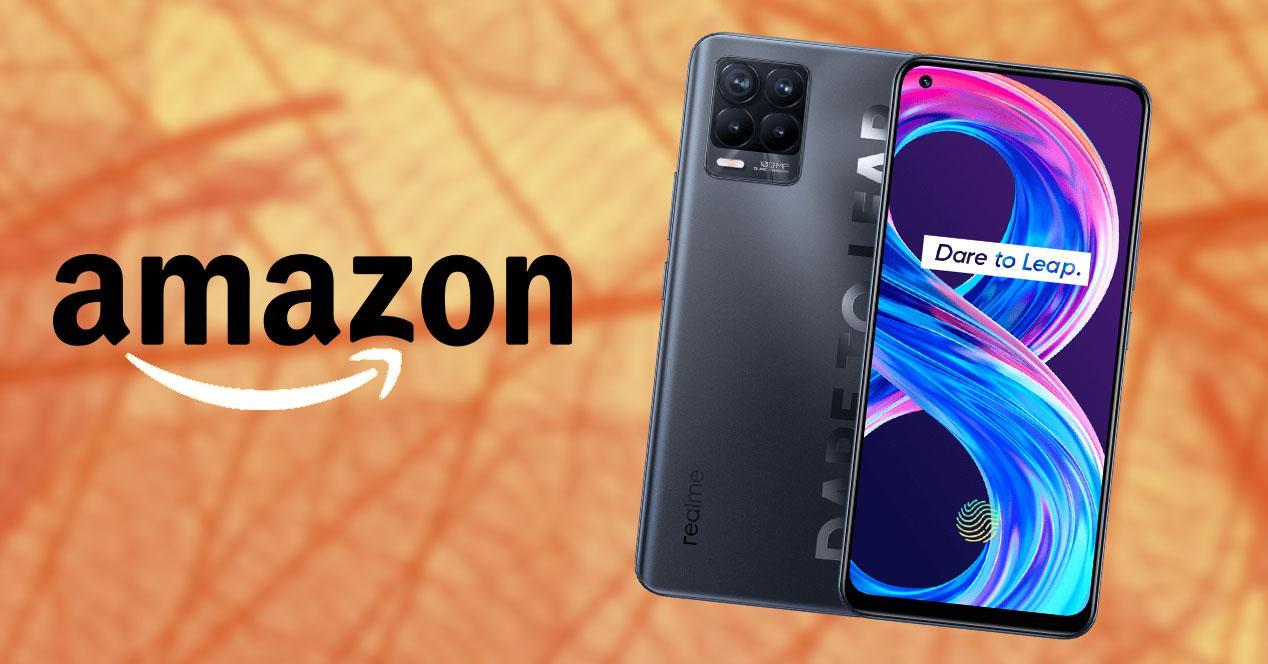 Realme 8 Pro oferta Amazon