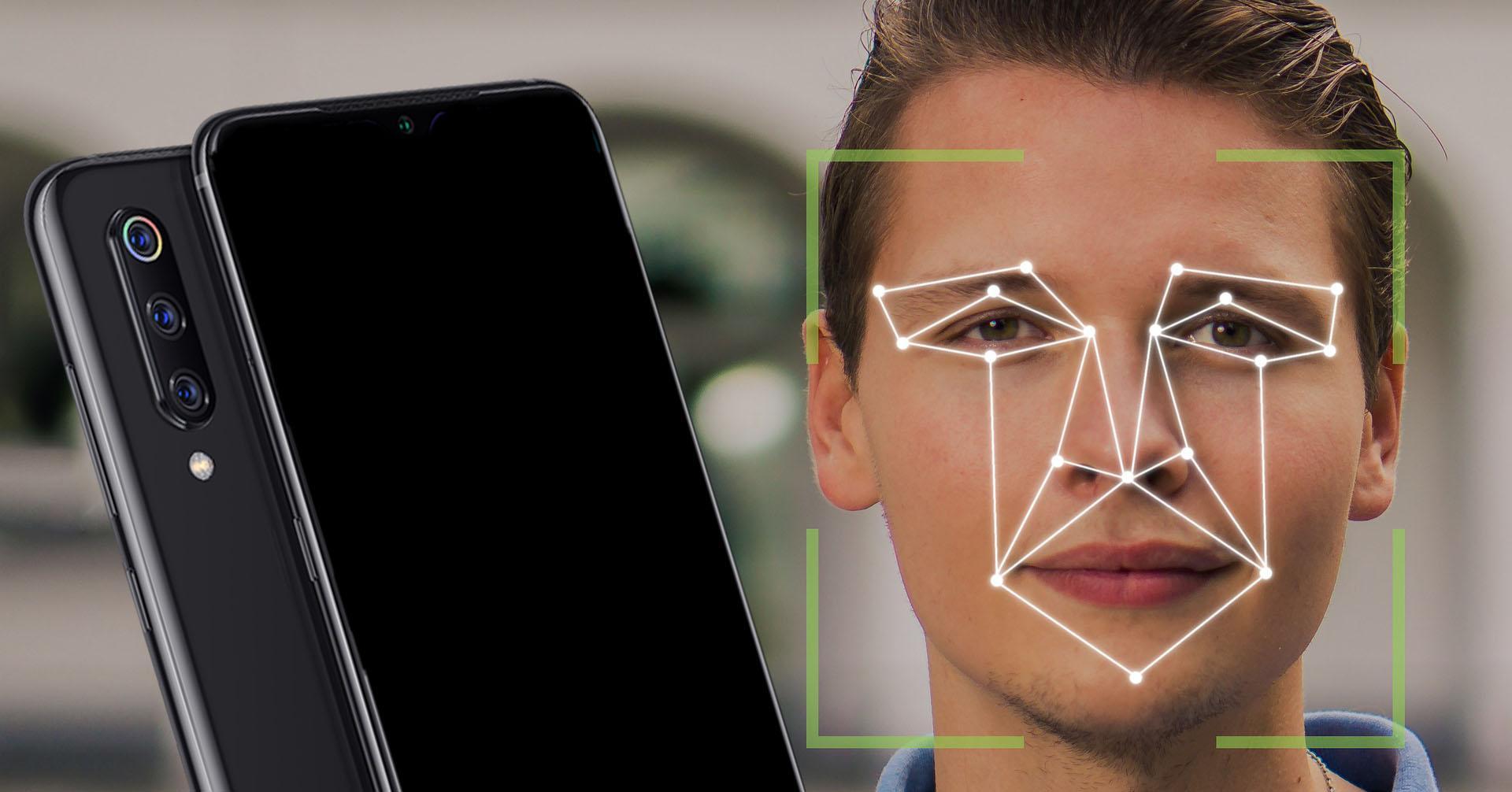 Reconocimiento facial móviles Android