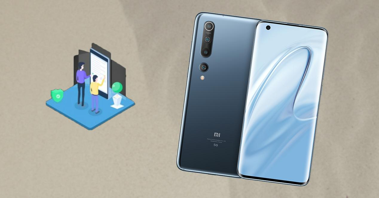 Modo empresa de Xiaomi