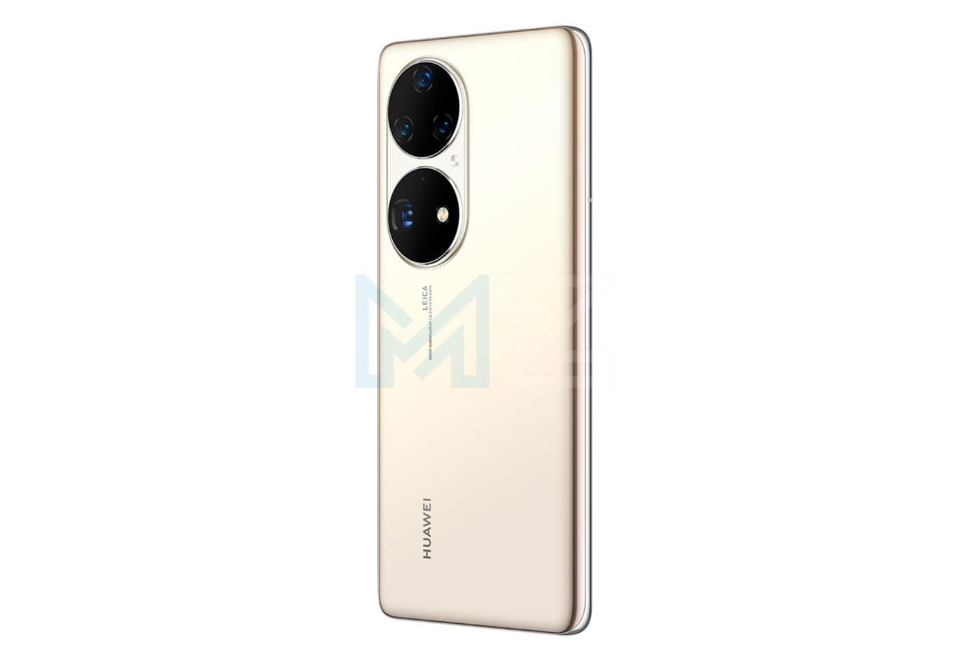 Huawei P50 Pro dorado