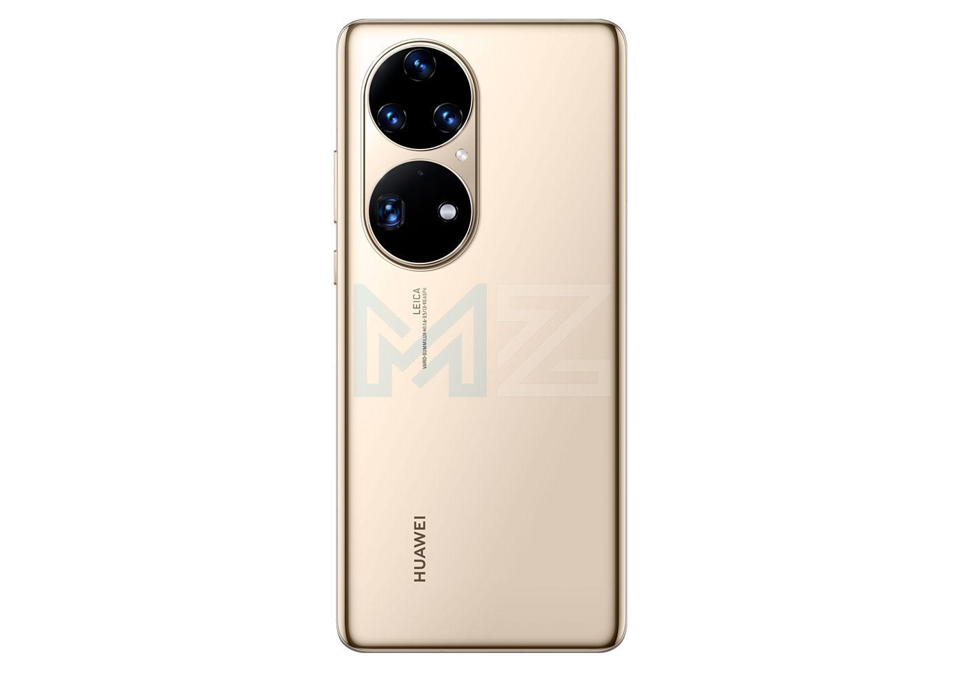 Huawei P50 Pro trasera