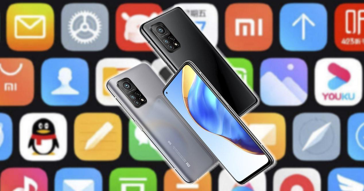 Ordenar apps de Xiaomi