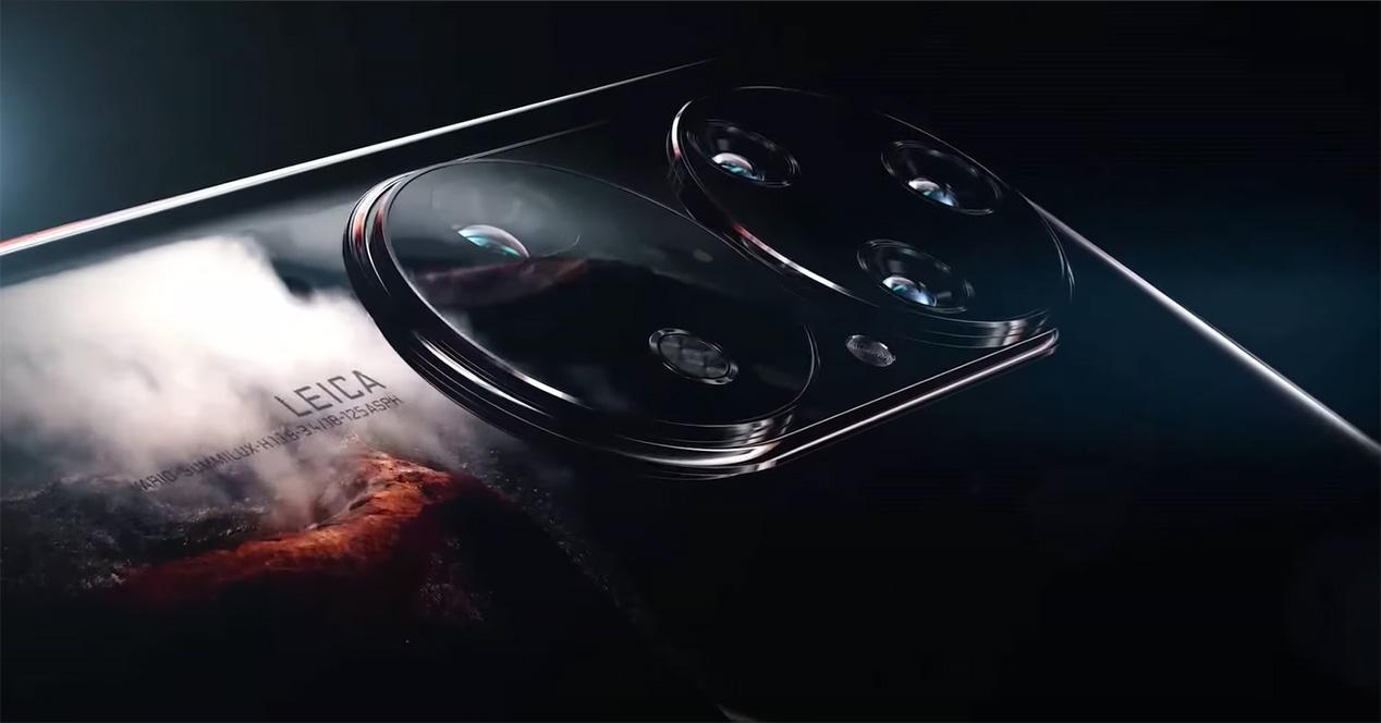 Cámaras Huawei P50