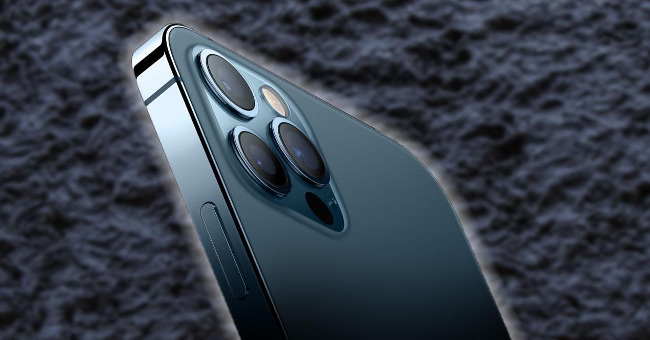 Cámara iPhone 12