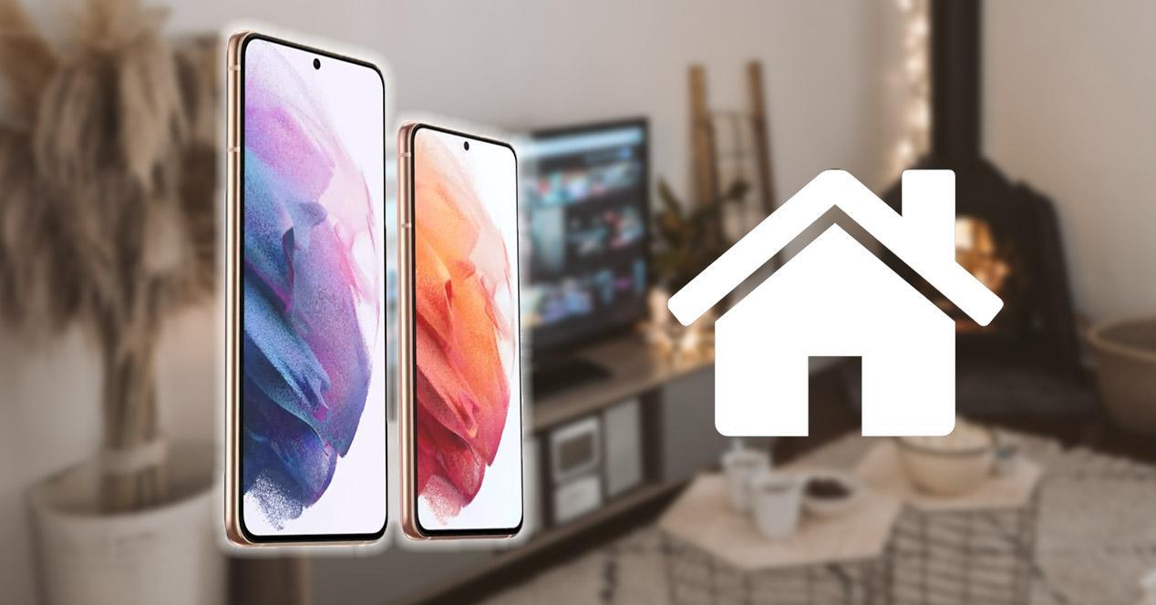 Controlar la casa con un Samsung