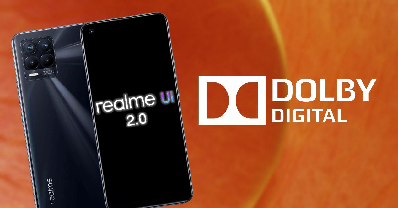 Dolby Atmos en Realme UI 2.0