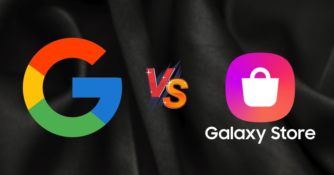 Google vs Samsung Galaxy Store