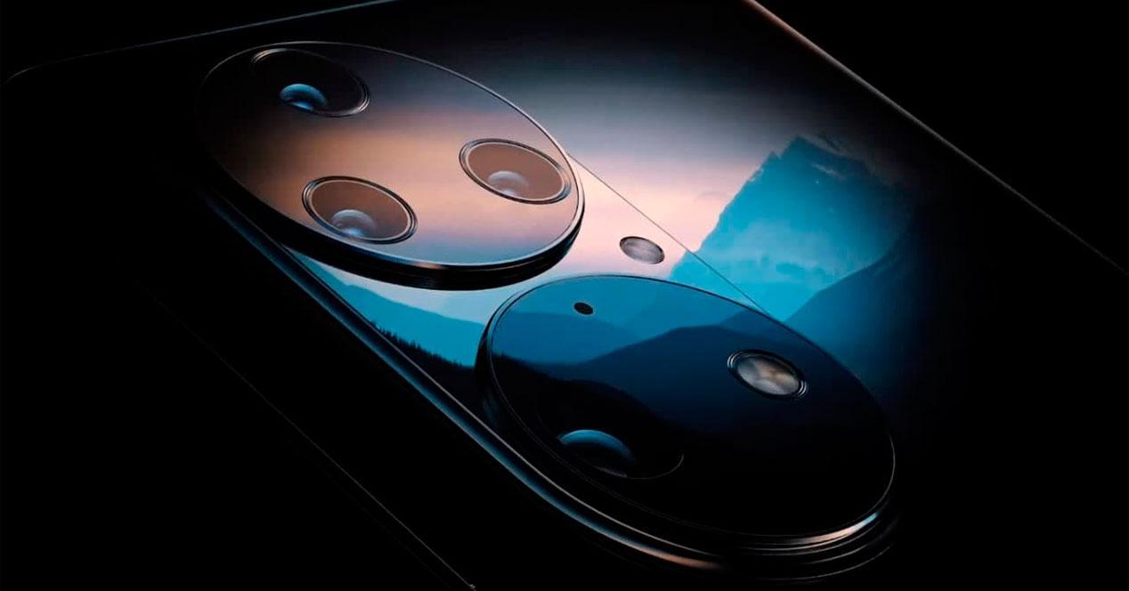 presentación Huawei P50