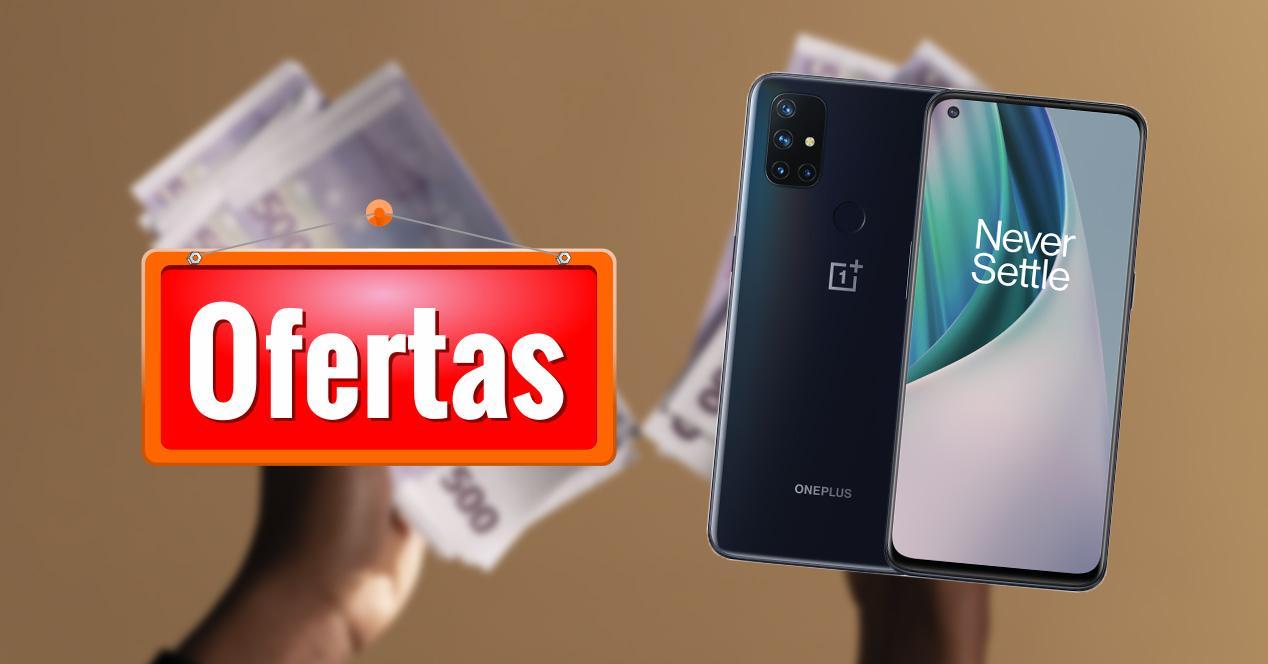 Oferta OnePlus Nord N10 5G