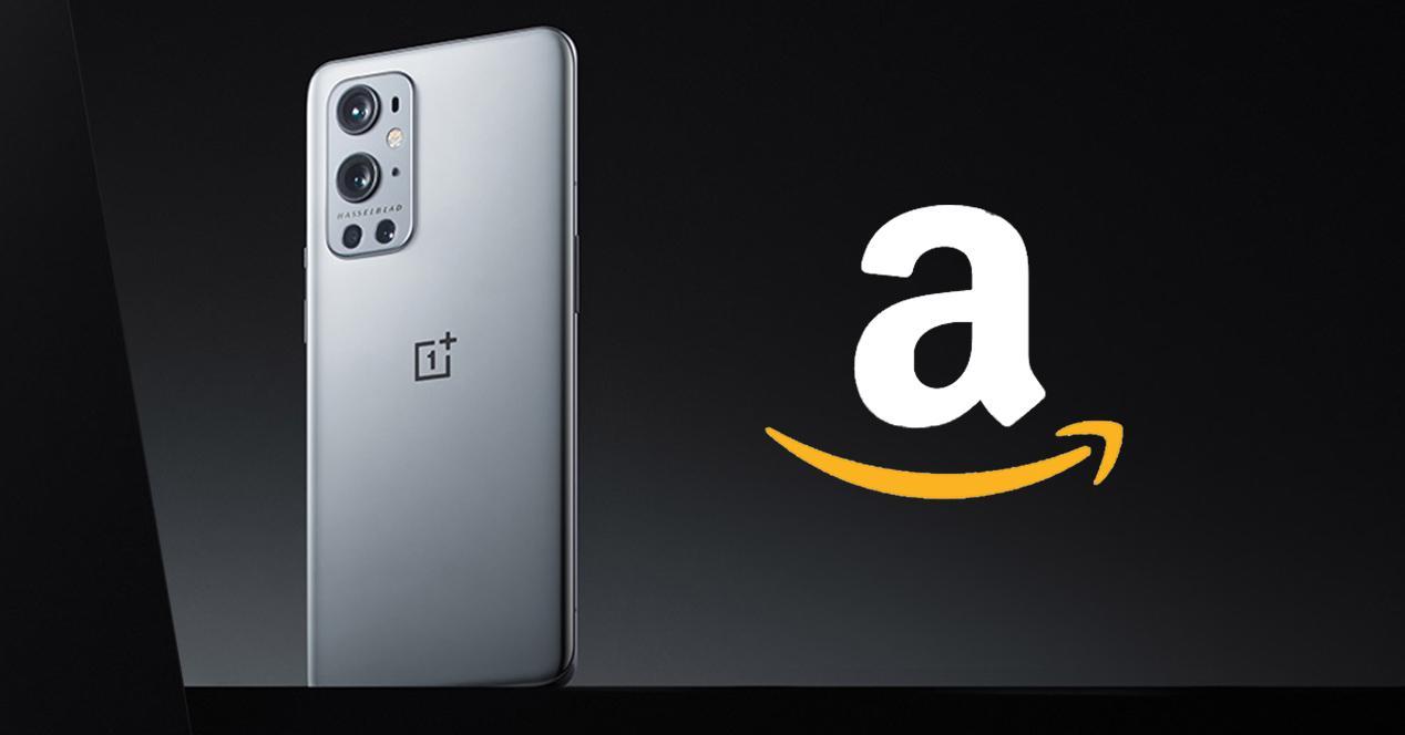 OnePlus 9 Pro en Amazon