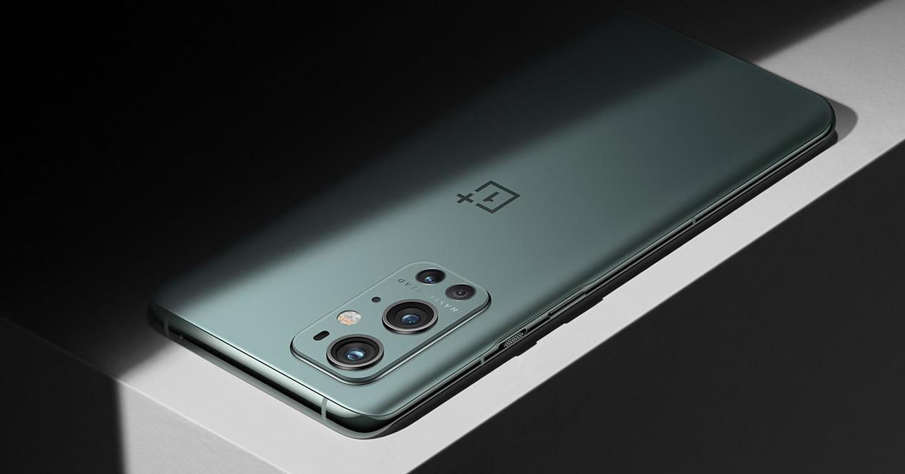 Limitación en el rendimiento del OnePlus 9