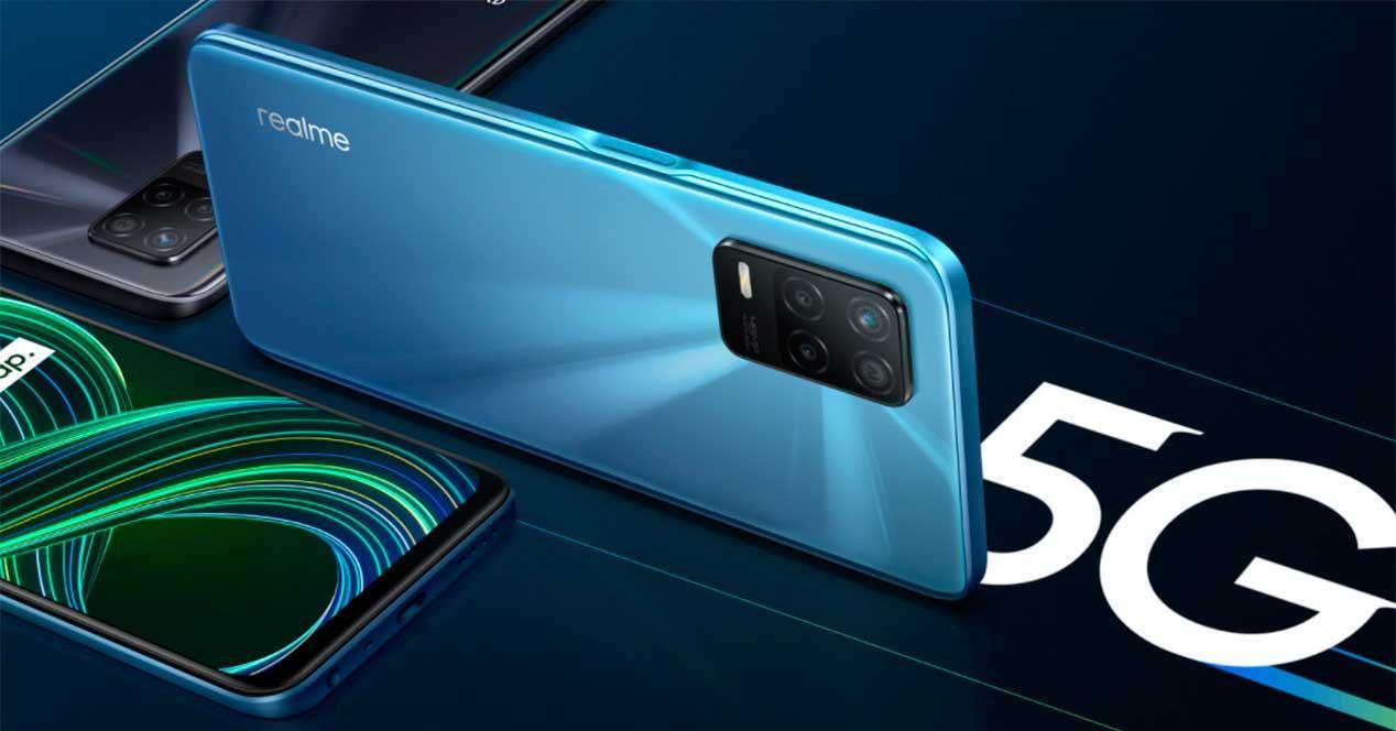 oferta Realme 8 5G