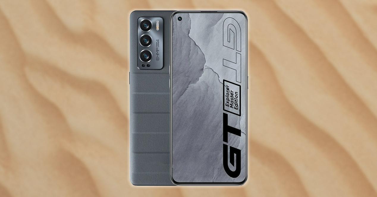 Realme GT Explorer Master Edition