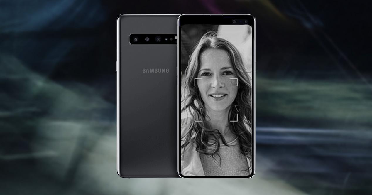 Error reconocimiento facial Samsung Galaxy S10 5G