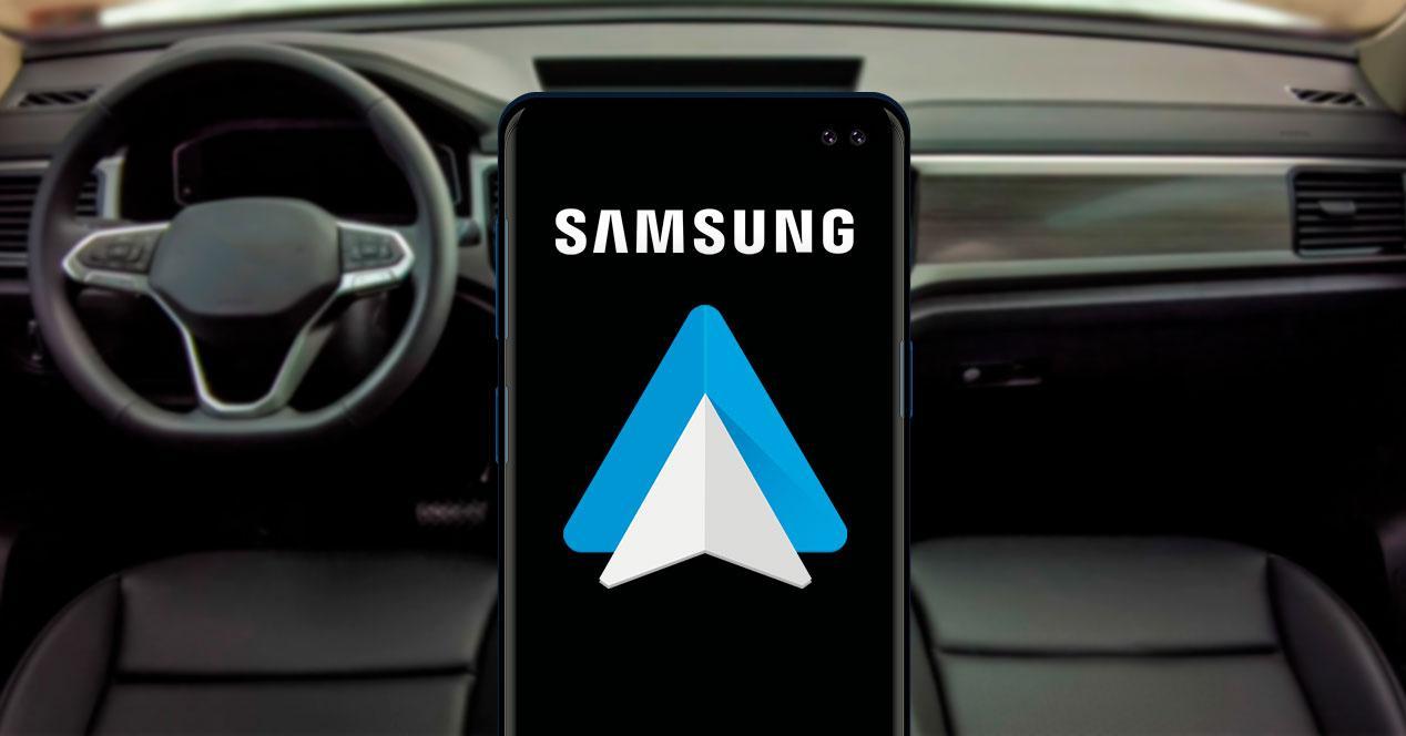 samsung android auto