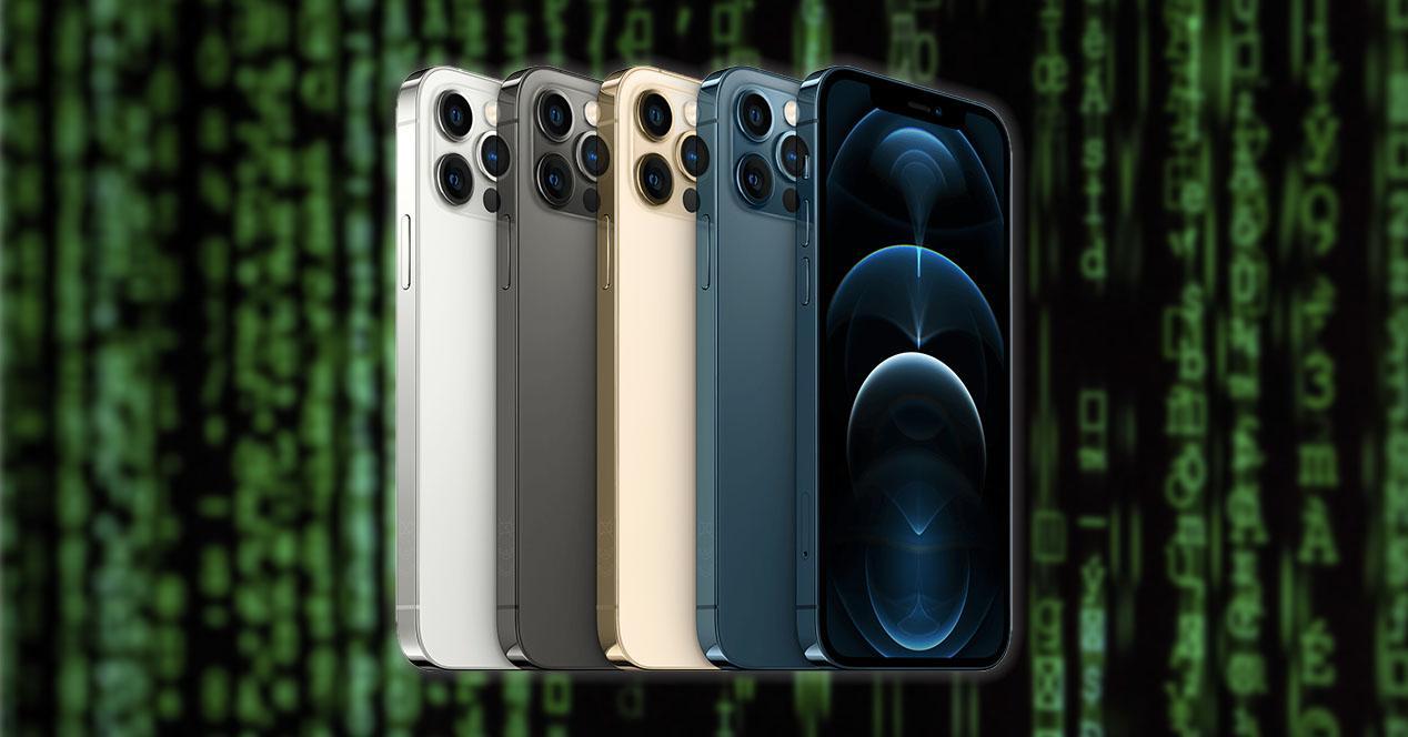 Seguridad de los iPhone