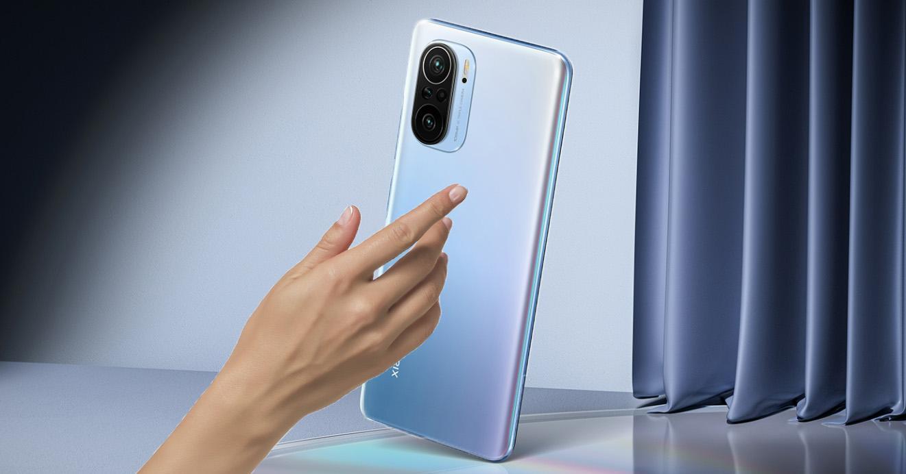 Toque trasero de Xiaomi