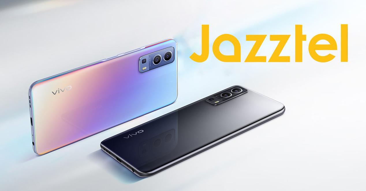 Vivo Y72 Jazztel