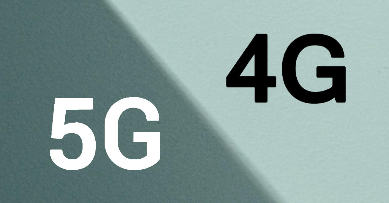 5G y 4G diferencias