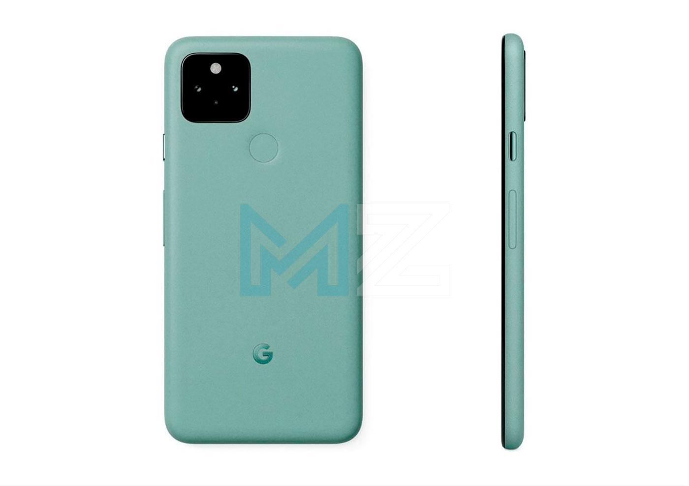 Google Pixel 5a color