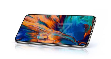 Huawei P50 pantalla