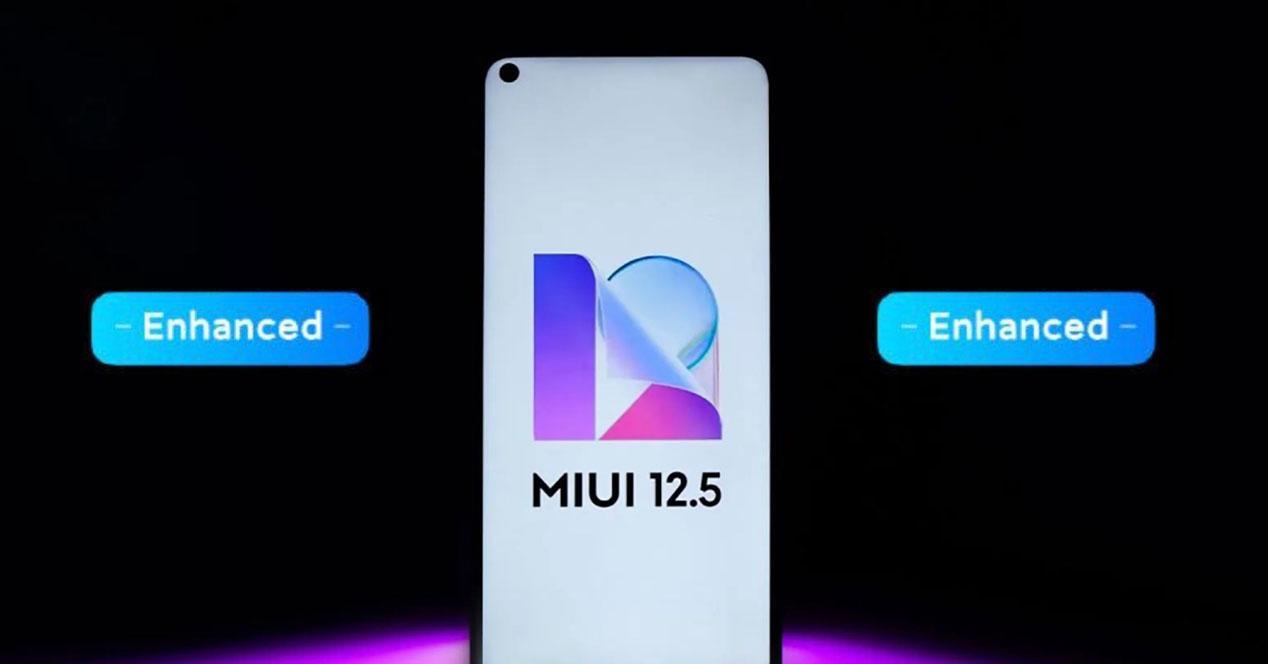 MIUI 12.5 Enhanced Edition