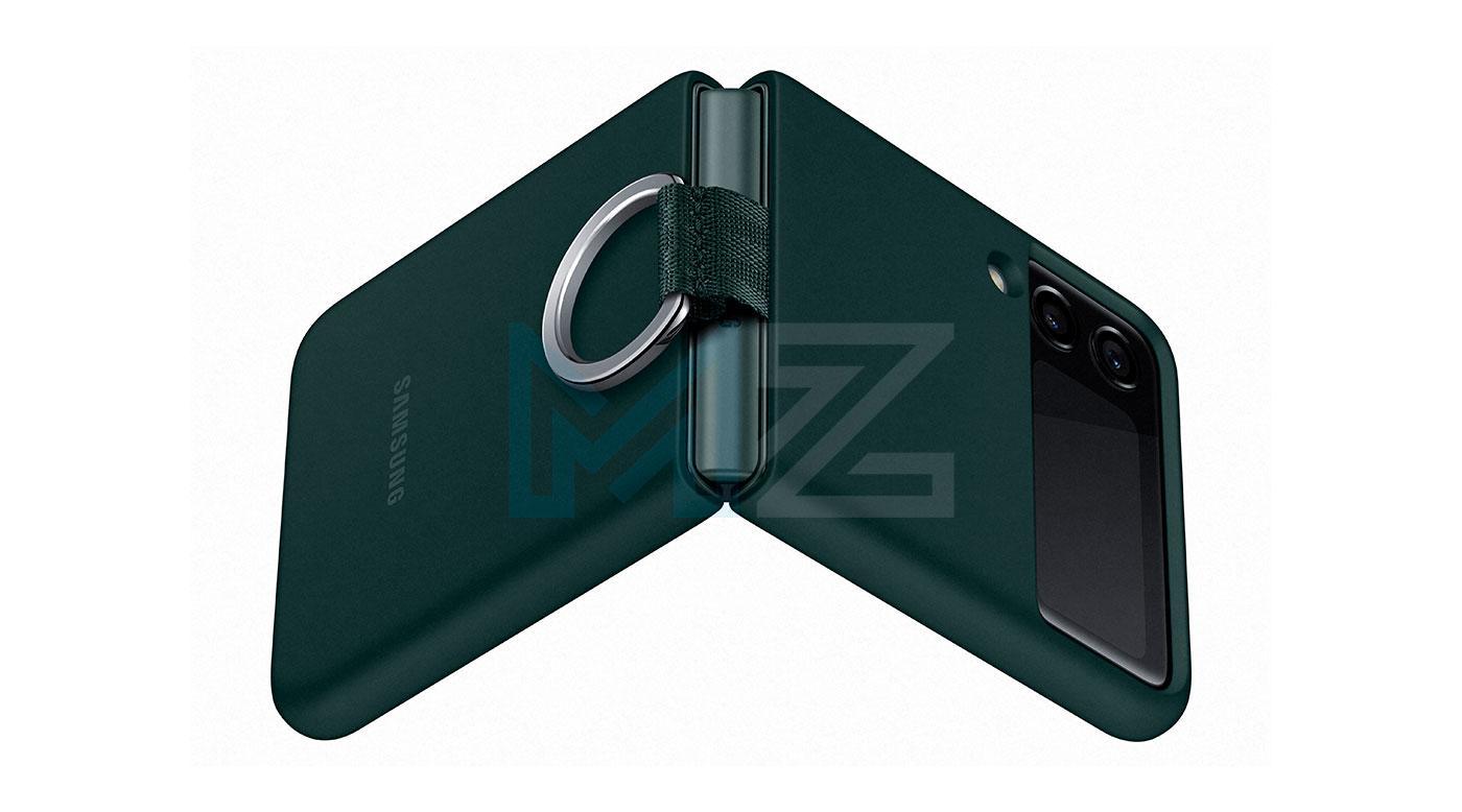 Samsung Galaxy Z Flip3 5G negro