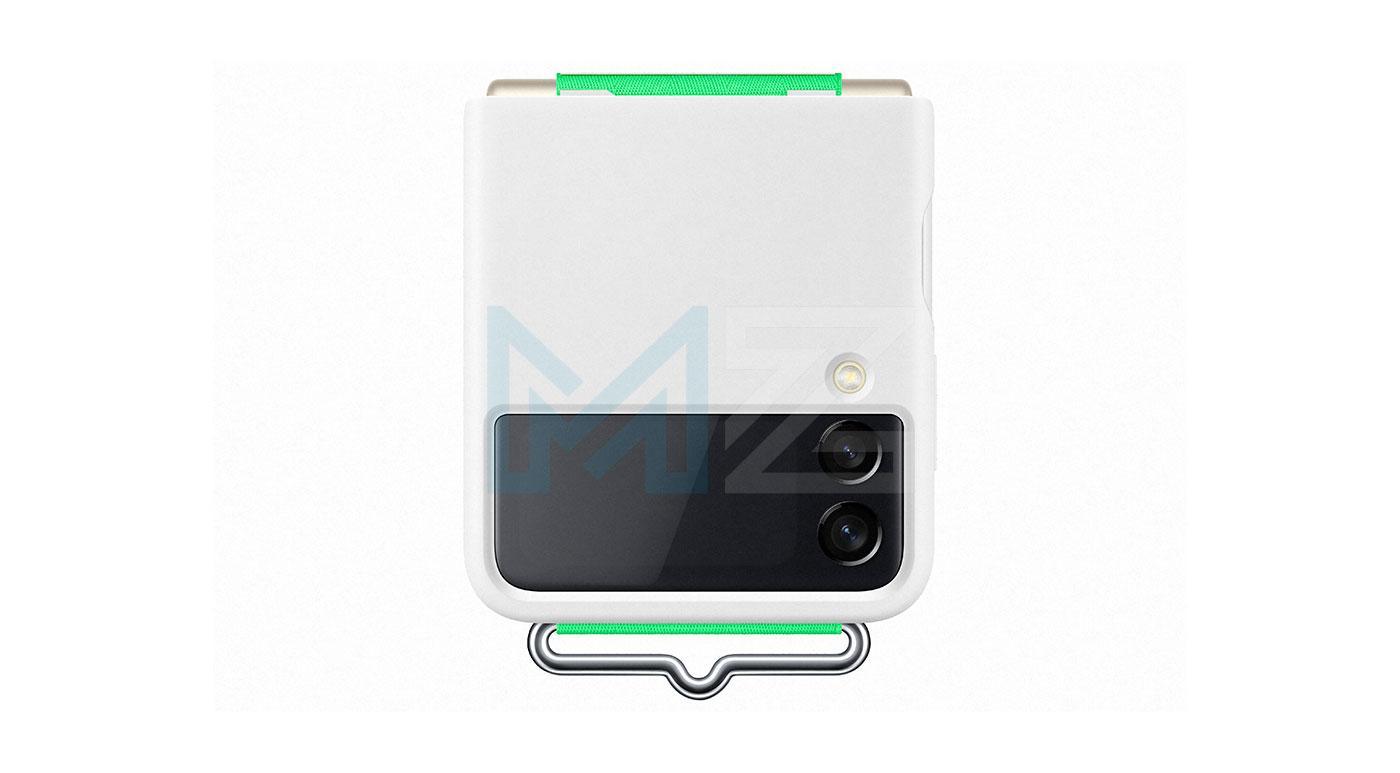 Samsung Galaxy Z Flip3 5G plegado