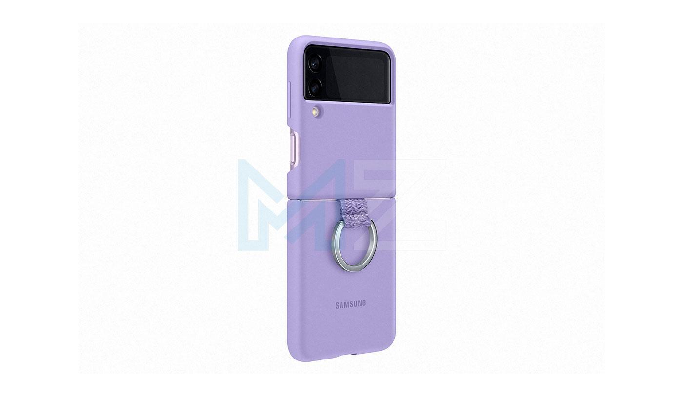 Samsung Galaxy Z Flip3 5G morado