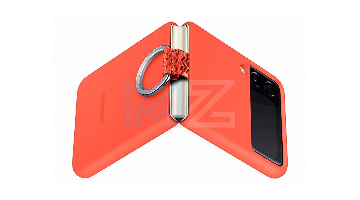 Samsung Galaxy Z Flip3 5G rojo
