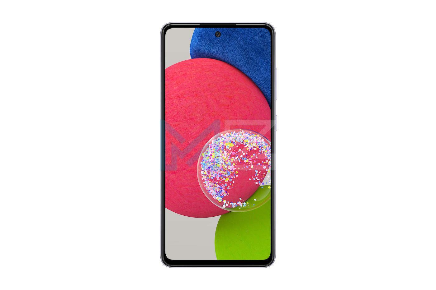 Samsung Galaxy A52s pantalla