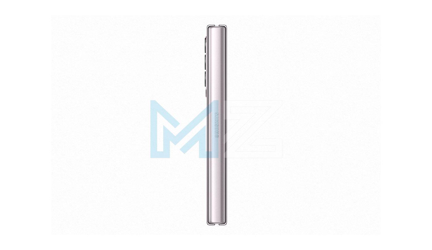 Samsung Galaxy Z Fold3 perfil
