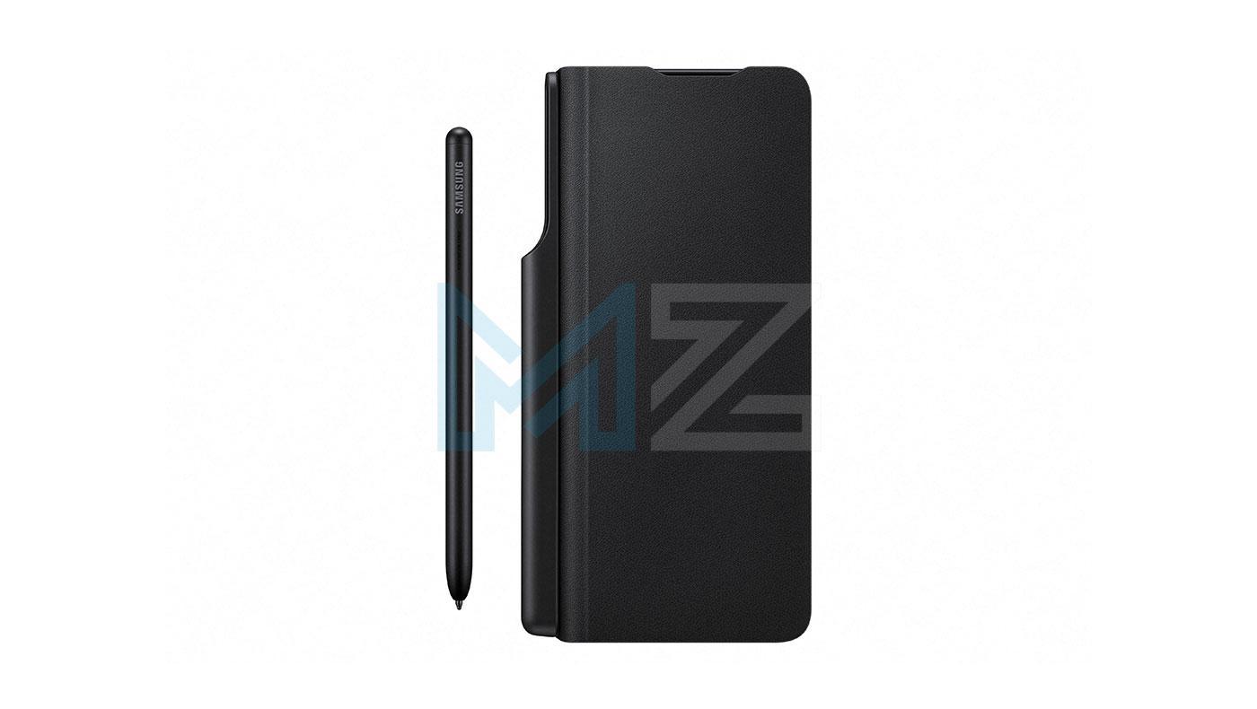 Samsung Galaxy Z Fold3 con Spen