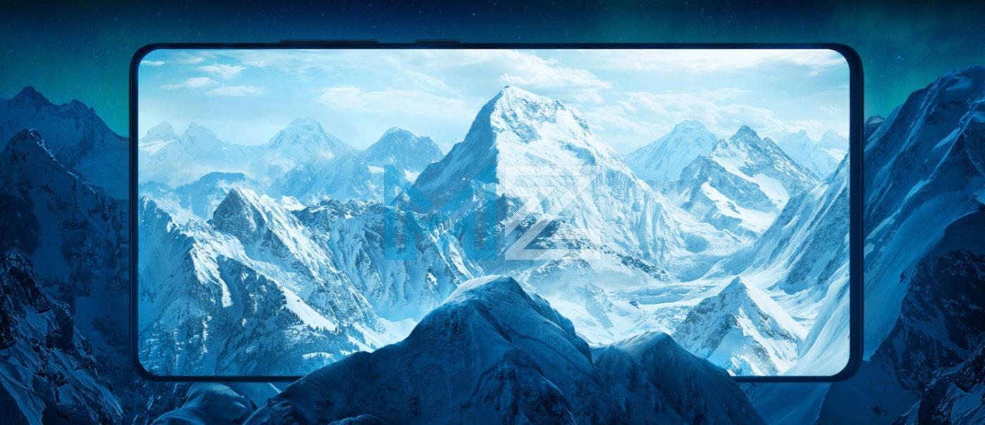 Xiaomi Mix 4 pantalla