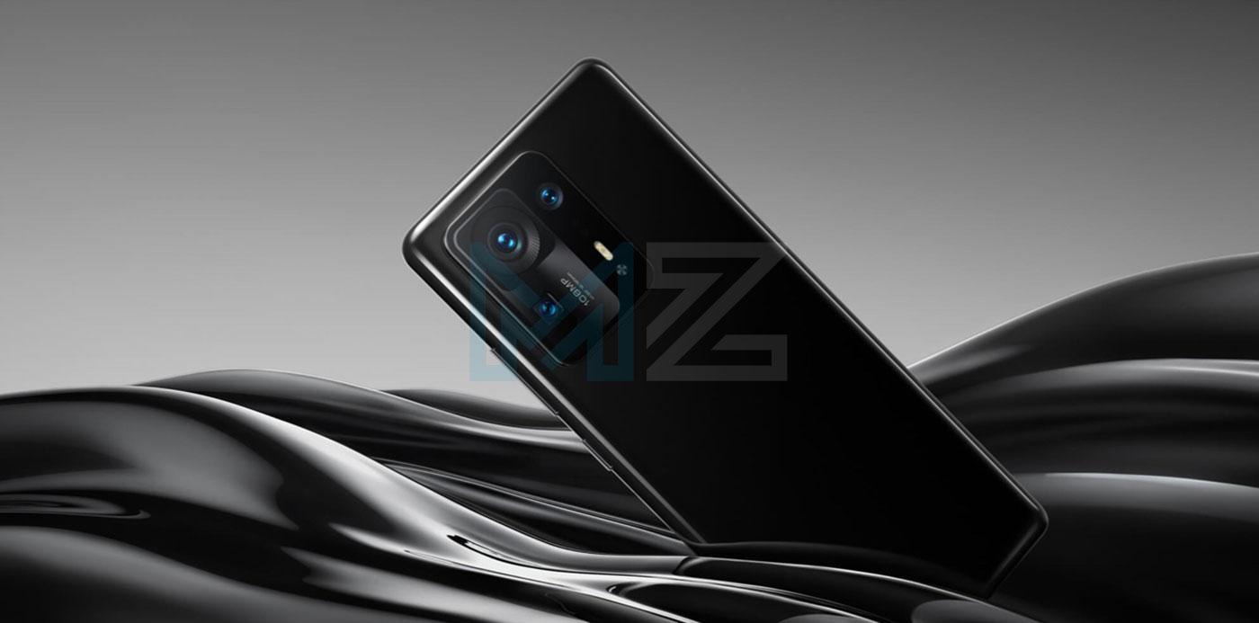 Xiaomi Mix 4 negro