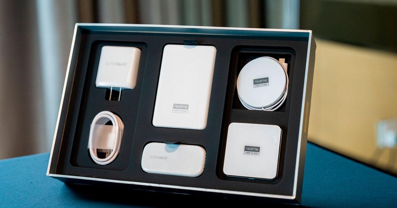 accesorios magdart realme flash