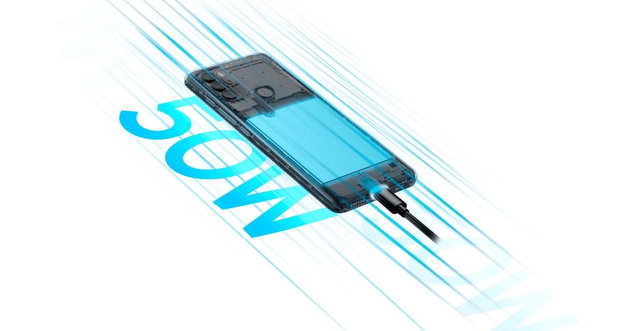 bateria motorola carga rapida
