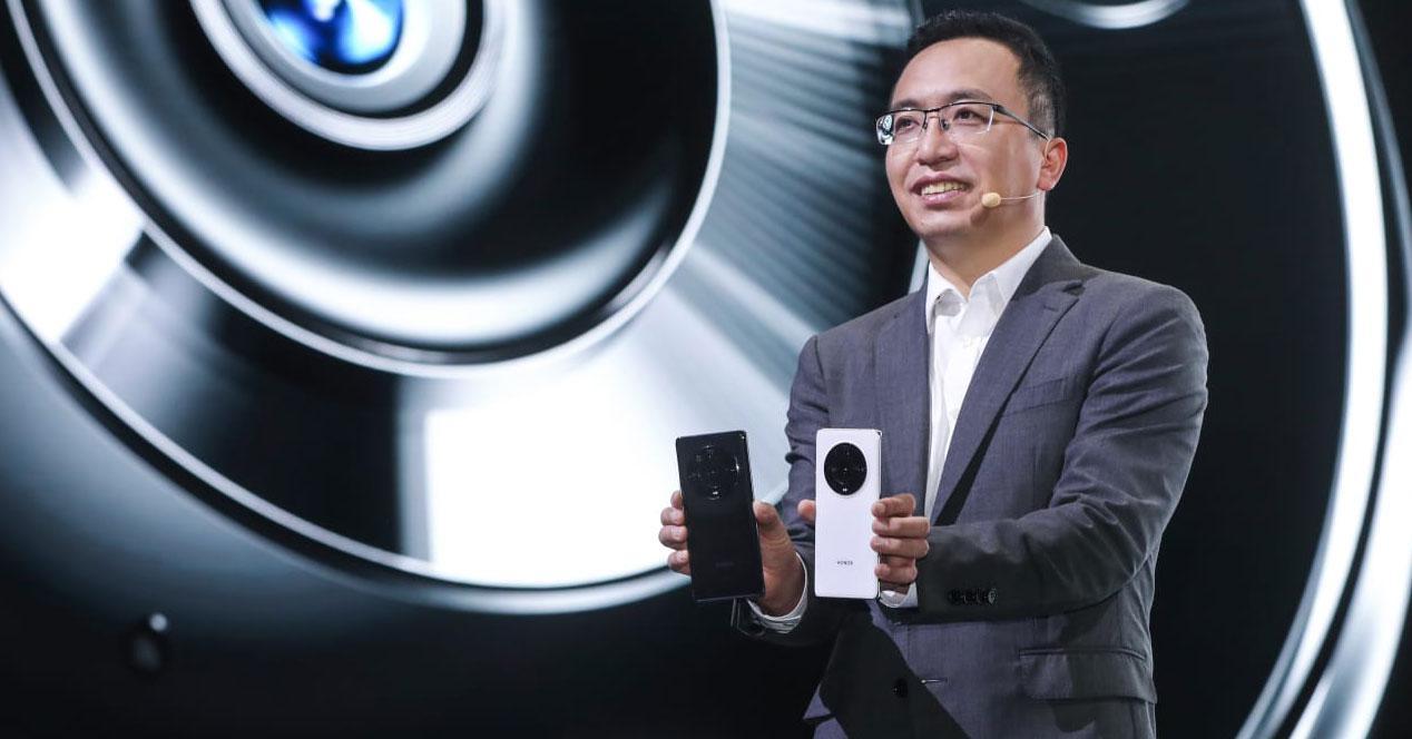 George Zhao CEO de Honor