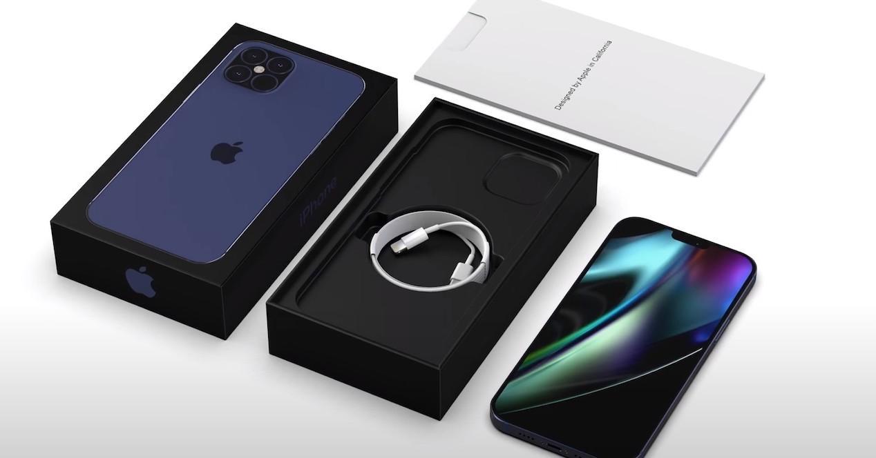 iPhone 12 sin cargadr