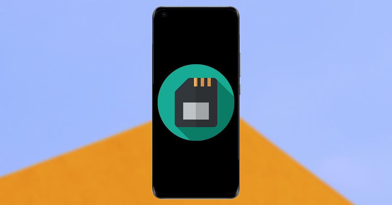 Particionar memoria Android