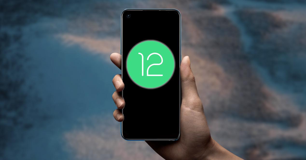 Modo una mano de Android 12