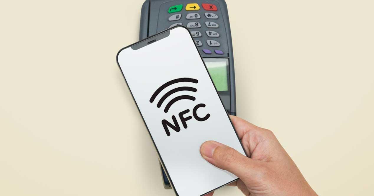 mobil NFC