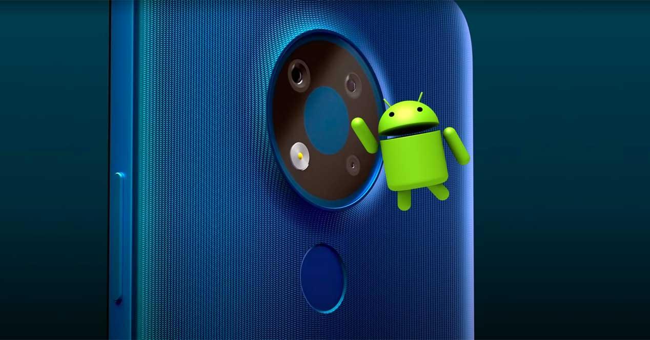Nokia 3.4 Android 11
