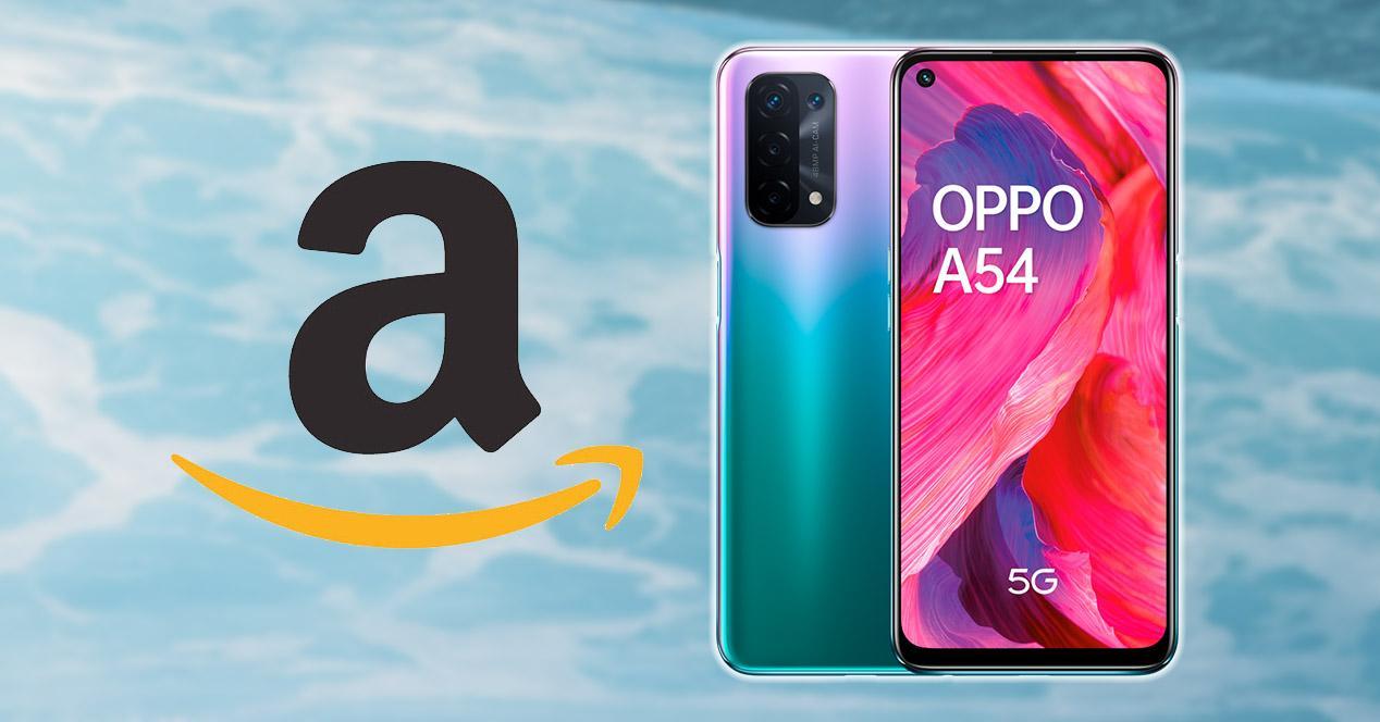 OPPO A54 5G Amazon