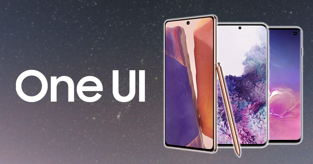 One UI Samsung Galaxy